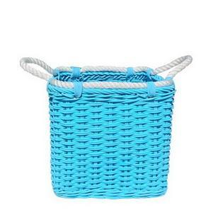 Rattan Basket With Handle