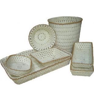 Palm Leaf Basket Full set