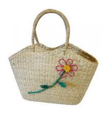 Natural Seagrass Hand-bag BB4-0274/16
