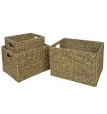 Seagrass Basket set 3