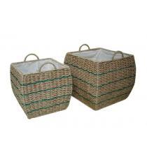 Seagrass Basket set 2