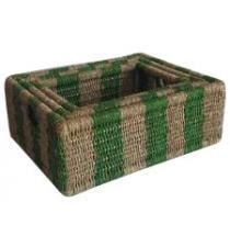 Seagrass Basket set 3