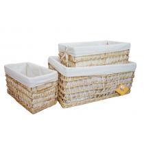 Water Hyacinth Basket BB5-1854/16