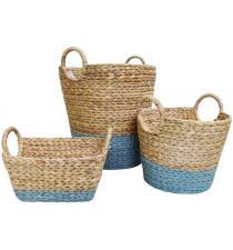 Water Hyacinth Basket BB5-1831/16
