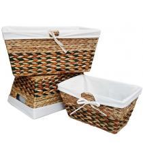 Water Hyacinth Basket BB5-HKBB5/1