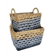 Water Hyacinth Basket BB5-2012/16
