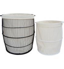 Water Hyacinth Basket BB5-1052/16