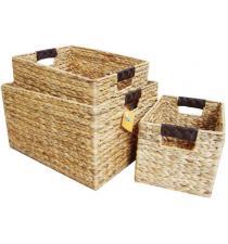 Water Hyacinth Basket BB5-1862/16