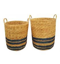 Water Hyacinth Basket BB5-HKBB5/02