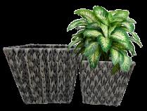 Plastic planter BB0-0140-19