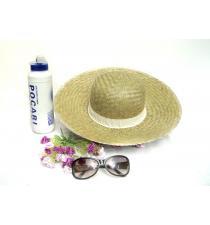 Palm Leaf Hat