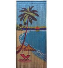 Coco Beach Bamboo Curtain BB33001