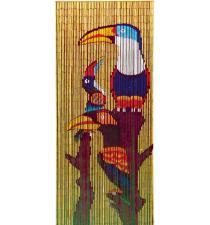 Bird bamboo curtain BB33103